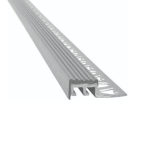 Protector Escalon Borde-PVC Gris 10x18mm -2,5ml 919